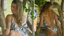 Ronda Rousey -- Nearly Nude and in Knockout Shape for S.I. Spread (PHOTOS)