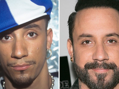 AJ McLean: Good Genes or Good Docs?