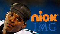 Cam Newton -- 'I Wanna Be' Kids Show Was Stolen ... Author Claims