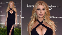 Charlotte McKinney -- Majorly Strapped for Vegas (PHOTO)