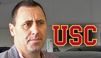 USC to Steve Sarkisian -- You DENIED Having a Booze Problem