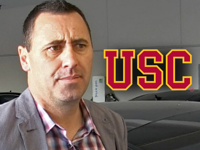 USC to Steve Sarkisian -- You DENIED Having a Booze Problem
