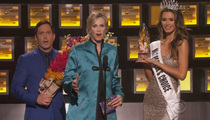 Thomas Lennon -- I Feel You, Miss Colombia! (VIDEO)
