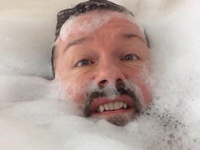 Soapy Stars In The Tub To Celebrate Bubble Bath Day