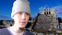 Justin Bieber -- Come Back to Ruins ... But Keep Your Pantalones On!
