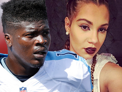 Titans' Kendall Wright -- Baby Mama's Car Repo'd After Child Support Demand