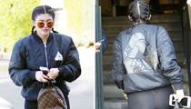 Kylie Jenner -- I'd Like You to Meet Seymour Butt (PHOTOS)