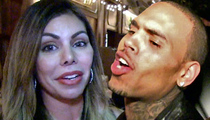 Chris Brown Accuser -- Chris Might Hate Me ... But I'm a Queen In Brazil