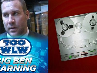 Ben Roethlisberger -- Fake Rape Warning Issued in Cincinnati (AUDIO)