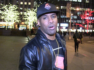 DJ Whoo Kid -- Look Out Jay Z ... Odell Beckham Jr. Knows the Magic Words (VIDEO)