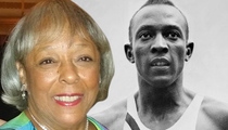 Jesse Owens' Daughter -- We Had Final Script Approval ... For 'Race' Movie