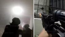 El Chapo -- Explosive First Video of Raid (VIDEO)
