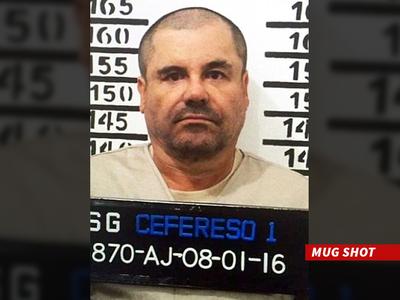 El Chapo -- New Mug Shot ... A Real Close Call (PHOTOS)