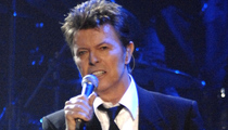 David Bowie -- Tribute Tickets Going For Astronomical Prices