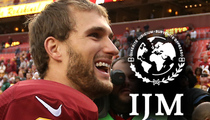 Redskins QB Kirk Cousins -- 'You Like That' Towels Wave In $60k for Charity