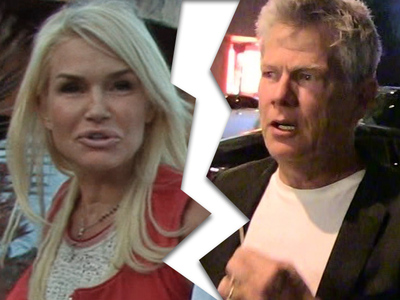Yolanda Foster -- Officially Files For Divorce From David Foster
