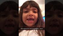 Farrah Abraham -- I'm Not Above Making My Kid a Pawn ... In Nicki Minaj War (VIDEO)