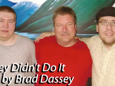 Brendan Dassey's Brother -- I'm Taking My 'Making a Murderer' Rap to Prison (AUDIO)