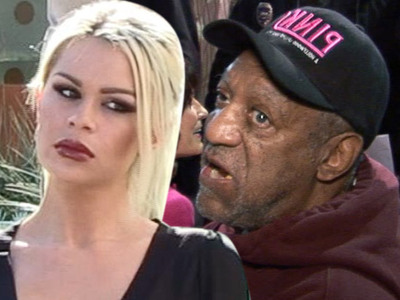 Bill Cosby Accuser -- Records Rap Attack After D.A. Rejects Case (AUDIO)