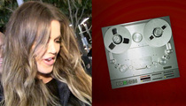 Khloe Kardashian to Lamar Odom -- Stay Outta Dirty Ass Brothels!! (AUDIO)