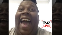 The 'It's Poppin' Lady -- From Viral Video to TV Star (TMZ LIVE)