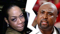 'Martin' Star Tichina Arnold -- Hell Hath No Fury ... Mass Texts Sex Tape