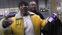 Mike Tyson -- Screw Bernie Sanders ... I Want Hillary 'In the Finals'