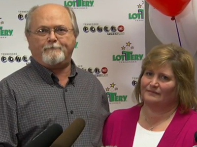 Powerball -- First Winners Come Forward ... Where's Our Money??? (PHOTO)