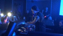 Ruby Rose -- Awesome DJ Diva!!!