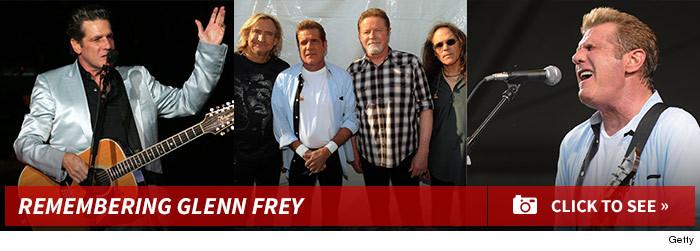 Images Glenn Frey -- Eagles Guitarist Dead At 67 | TMZ.com  4