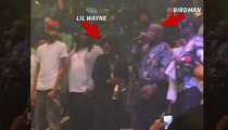Birdman -- Stands Strong with Lil Wayne ... I'll Die for Him, I'll Kill for Him' (VIDEO)