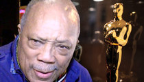 Quincy Jones to Oscars -- Let Me Address Diversity Or I'll Boycott Too!