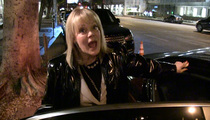 Candy Spelling -- I Pay for the Necessities, But Tori's a Spendthrift