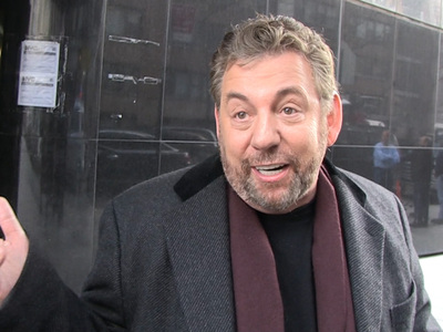 Knicks Owner James Dolan -- I'm Going On Tour With Jewel! (VIDEO)