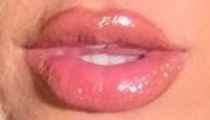 Guess The Kardashian Kisser -- See Whose Glossy Gape