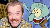 'SpongeBob SquarePants' -- DUI Bust Won't Cost Squidward His Job