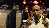 Chris Rock -- Mum on Backing Down as Host (VIDEO)