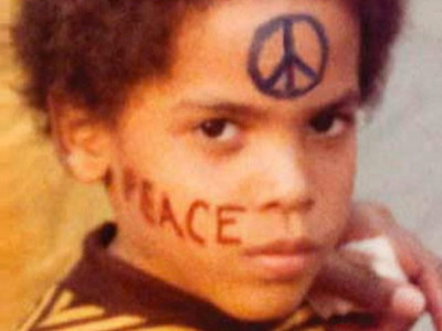 Guess Who This Peaceful Kid Turned Into!