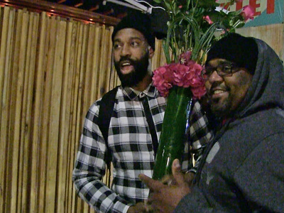 Baron Davis -- My Comeback Is On Schedule ... And I Have A Huge Vase Of Flowers (VIDEO)