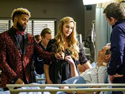 Odell Beckham Jr. -- Scores Acting Gig On 'Code Black'
