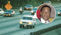 O.J. Simpson TV Series -- Al Cowlings Threatens Lawsuit