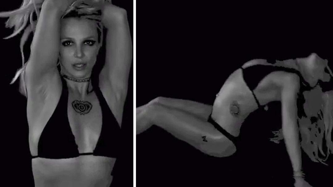 Britney spears erotic videos