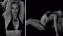Britney Spears -- Back and Looking As Hot  Ever ... in New Vid Clips (VIDEO)