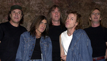 AC/DC -- Send the Cops! Bootleggers Are Doing Dirty Deeds to Us