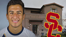 USC Frat Sued In Death of Cal Soccer Player