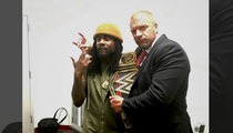 Wale -- WWE Beef Squashed ... I Want To Work For Vince McMahon!!
