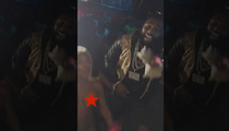 Adrien Broner To Stripper -- Don't Forget The Razor (VIDEO)