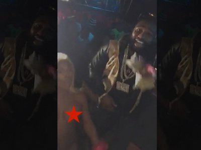 Adrien Broner To Stripper -- Don't Forget The Razor (VIDEO)