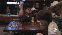 'Little Women: LA' -- Bar Brawl Video ... Face Shots & Glasses Flying (VIDEO)