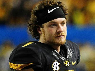 Maty Mauk -- Cut From Mizzou Football ... But Not for Coke Video